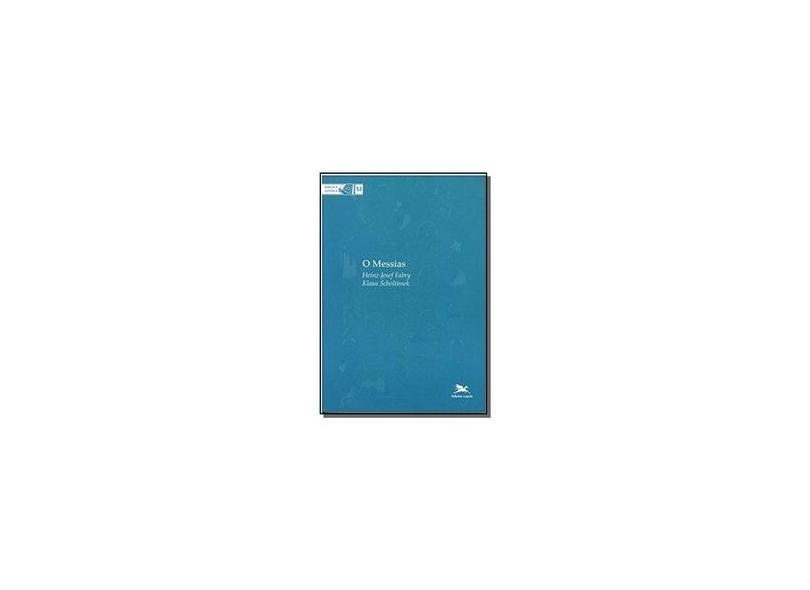 O Mesias - Bíblica Loyola 53 - Fabry, Heinz Josef - 9788515035052