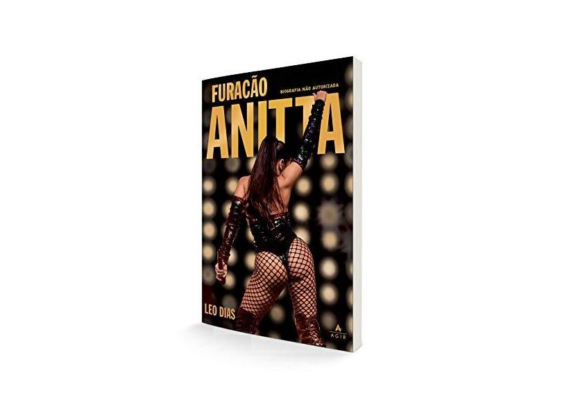 Furacão Anitta - Leo Dias - 9788522001842
