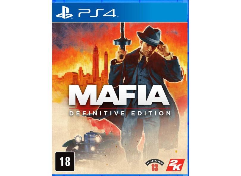 Jogo Mafia PS4 2K