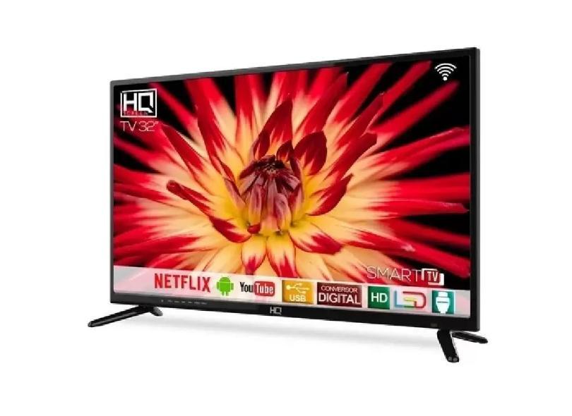 """Smart TV TV LED 32 """" HQ HQSTV32NY 2 HDMI"""