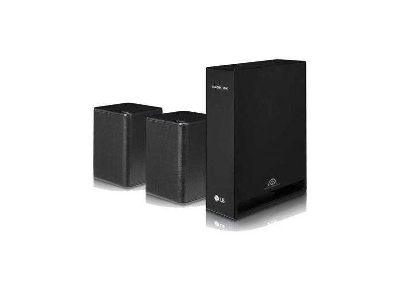 Home Theater Soundbar LG 500 W 4.1 Canais SK6R