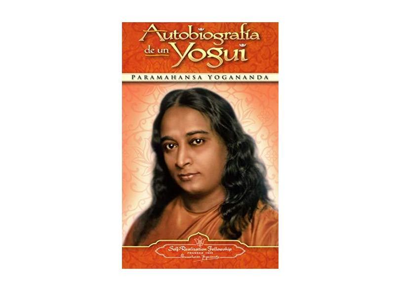 Autobiografia de un Yogui - Capa Comum - 9780876120989