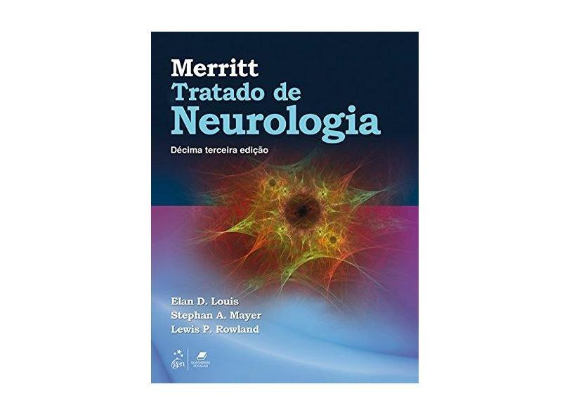 Merritt - Tratado de Neurologia - Elan D. Louis - 9788527733489