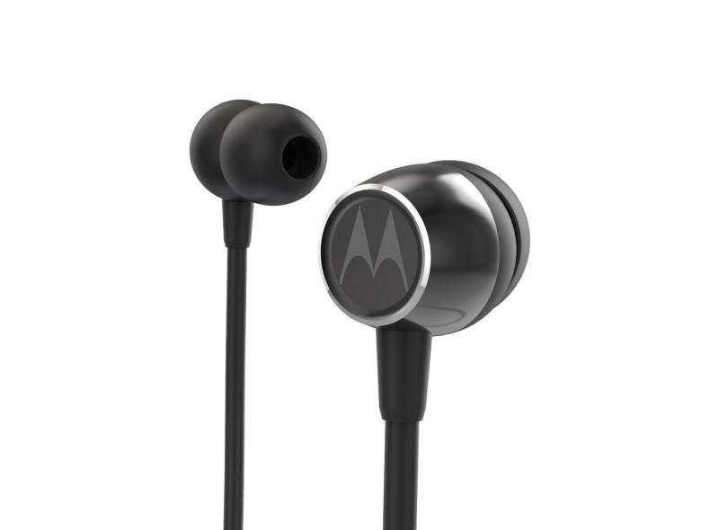 Fone de Ouvido Wireless Bluetooth com Microfone Motorola VerveRap 100