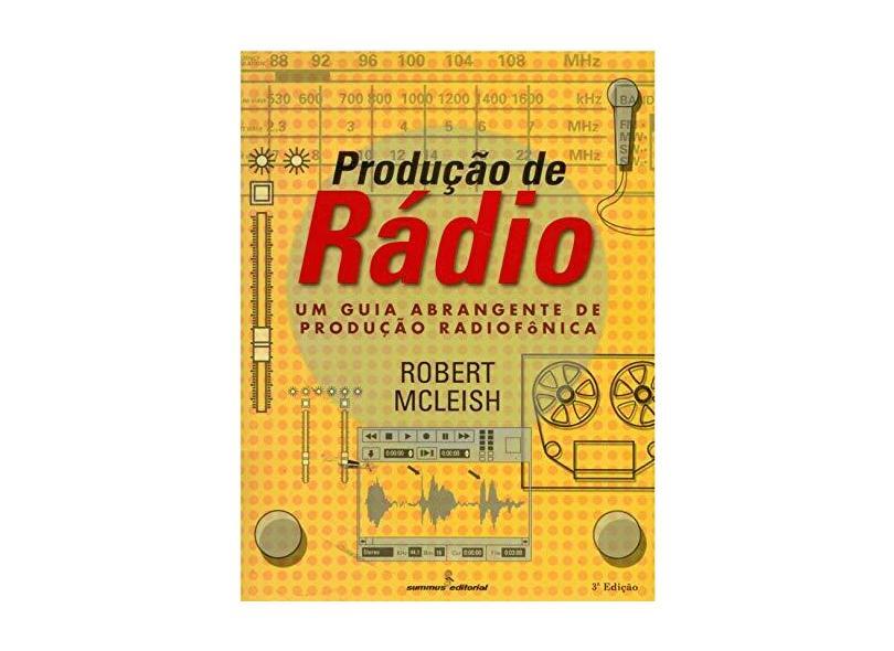 Produção de Radio - Mcleish, Robert - 9788532305893