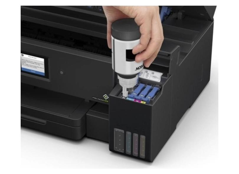 Impressora Multifuncional Epson Ecotank L14150 / C11CH96302 Jato de Tinta Colorida Sem Fio