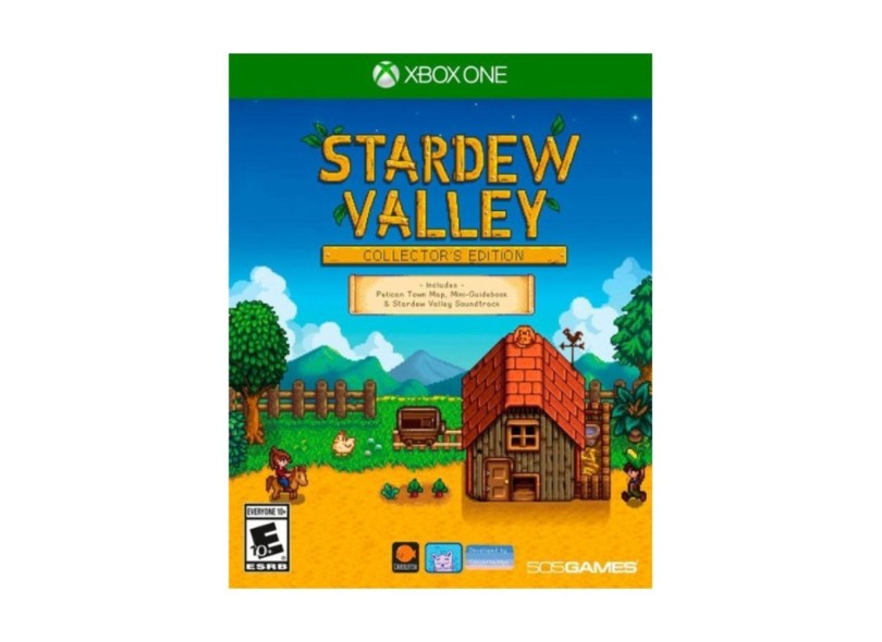 Jogo Stardew Valley Xbox One Chucklefish