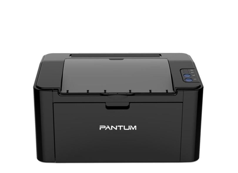 Impressora Elgin Pantum P2500W Laser Preto e Branco Sem Fio