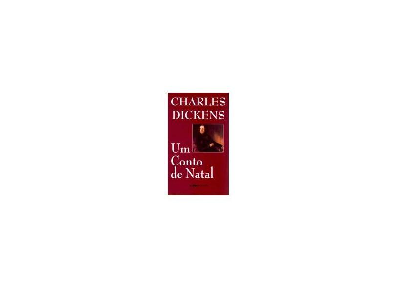 Um Conto de Natal - Dickens, Charles - 9788525412430