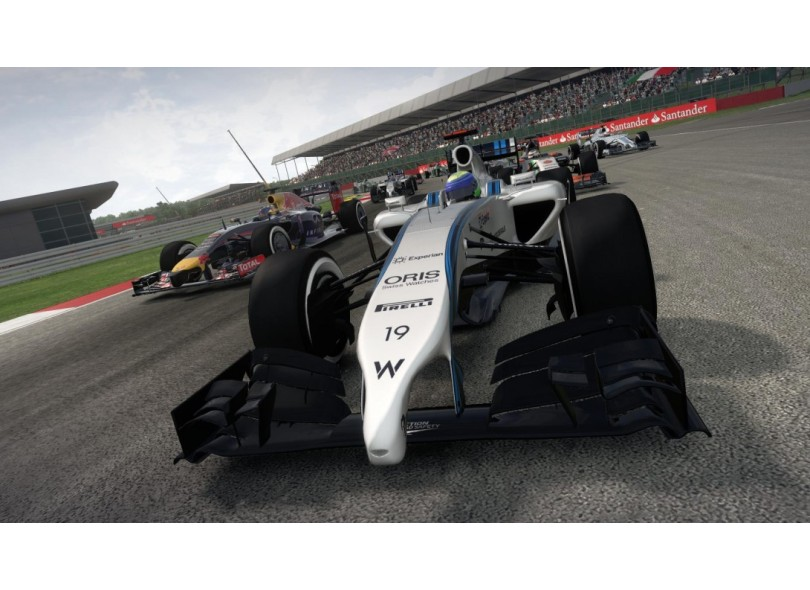 Jogo Formula 1 2014 Xbox 360 Codemasters