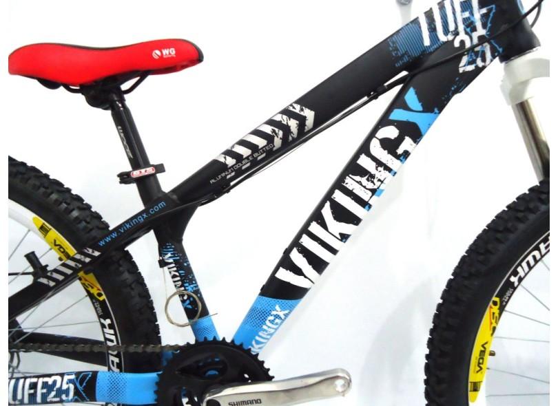 Bicicleta Mountain Bike Vikingx 21 Marchas Aro 26 Tuff25