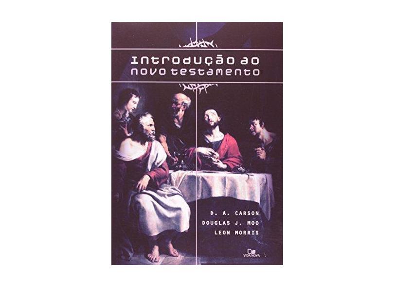Introdução Ao Novo Testamento - Capa Comum - 9788527502344