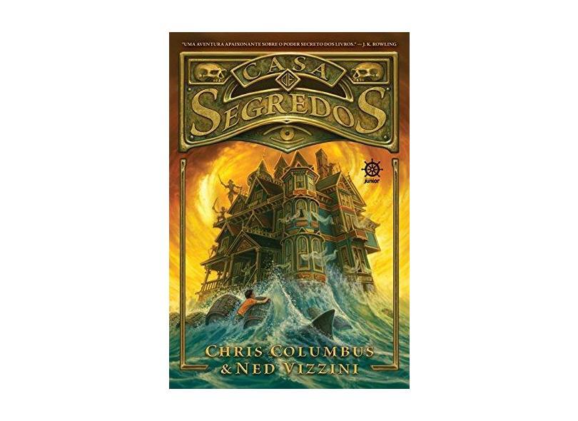 Casa de Segredos - Vol. 1 - Vizzini, Ned; Vizzini, Ned; Columbus, Chris; Columbus, Chris - 9788501400031