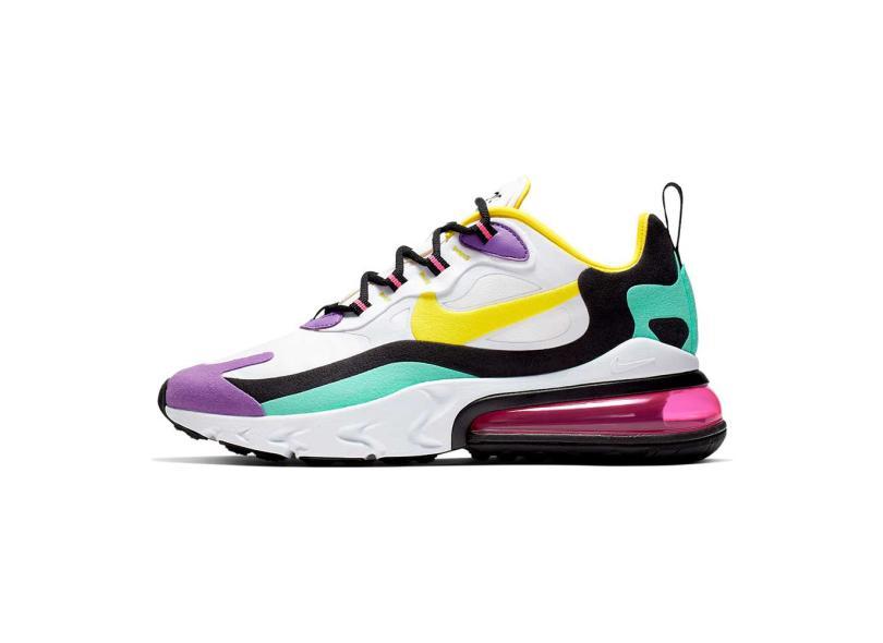 Tênis Nike Feminino Casual Air Max 270 React