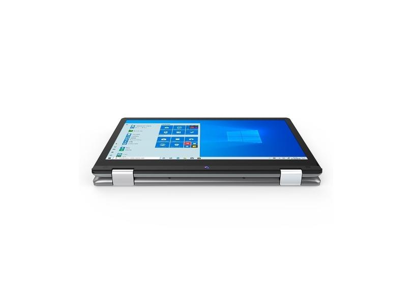 "Notebook Conversível Positivo Duo Intel Celeron N3350 4 GB de RAM 64.0 GB 12 "" Full Touchscreen Windows 10 C464C"