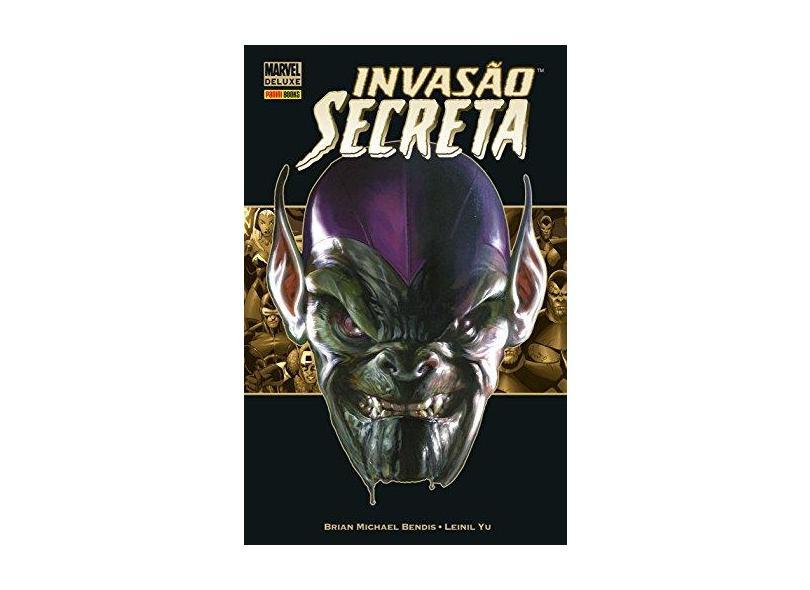 Invasão Secreta - Bendis, Brian Michael - 9788565484091