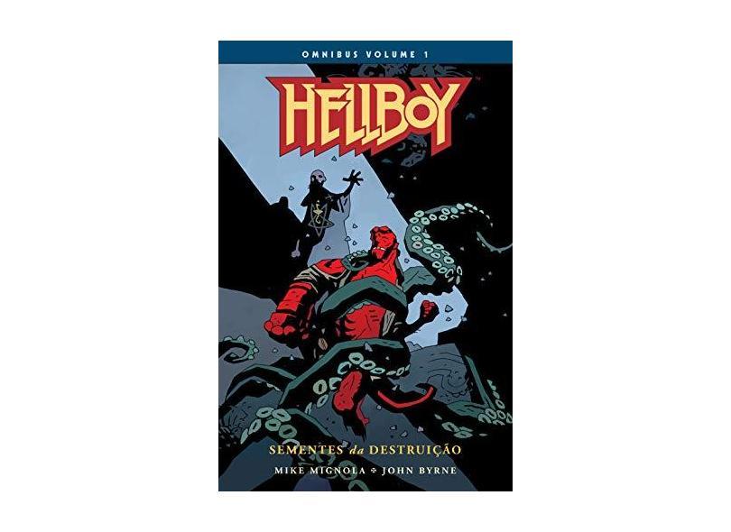 Hellboy Omnibus Volume 1. Sementes Da Destruição - Mike Mignola - 9788578674359