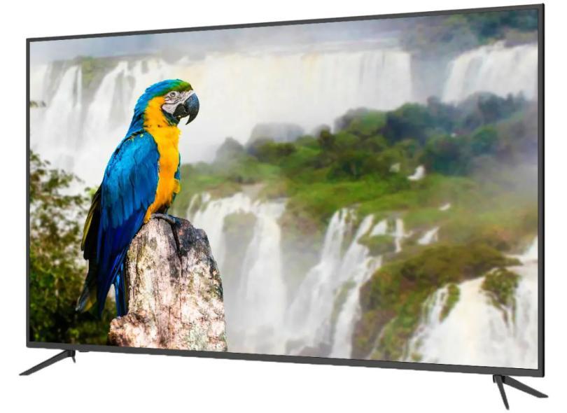 "Smart TV TV QLED 65 "" JVC 4K LT-65MB708 4 HDMI"