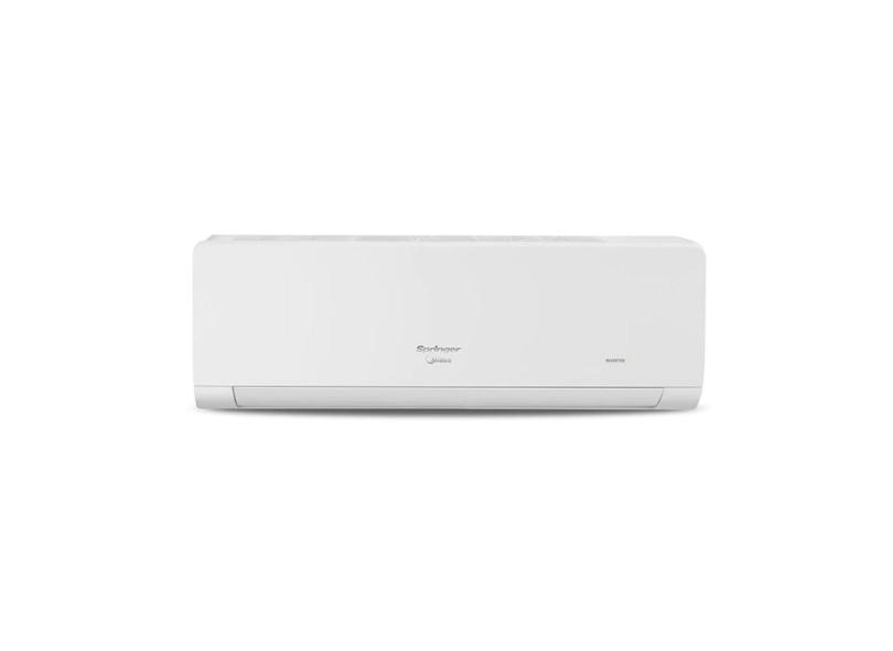 Ar-Condicionado Split Hi Wall Springer Midea Xtreme Save 9000 BTUs Inverter Controle Remoto Quente/Frio 42AGQA09M5 / 38AGQA09M5