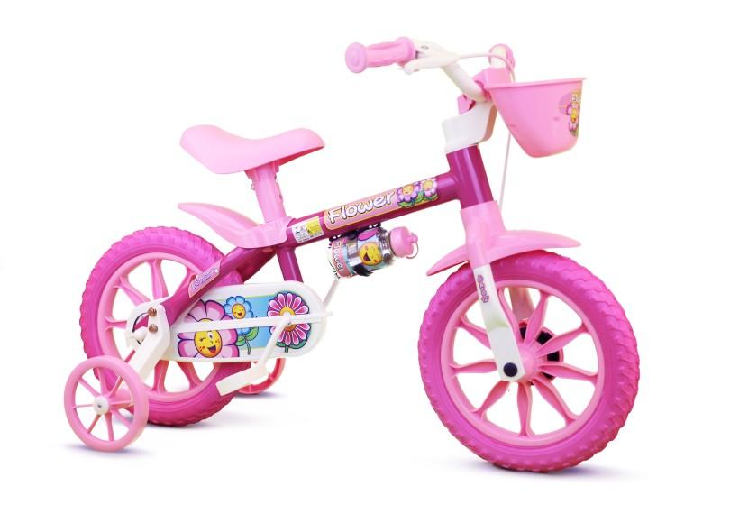 Bicicleta Nathor Aro 12 Flower
