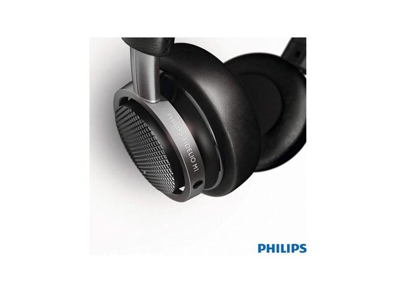 Headphone com Microfone Philips Fidelio M1