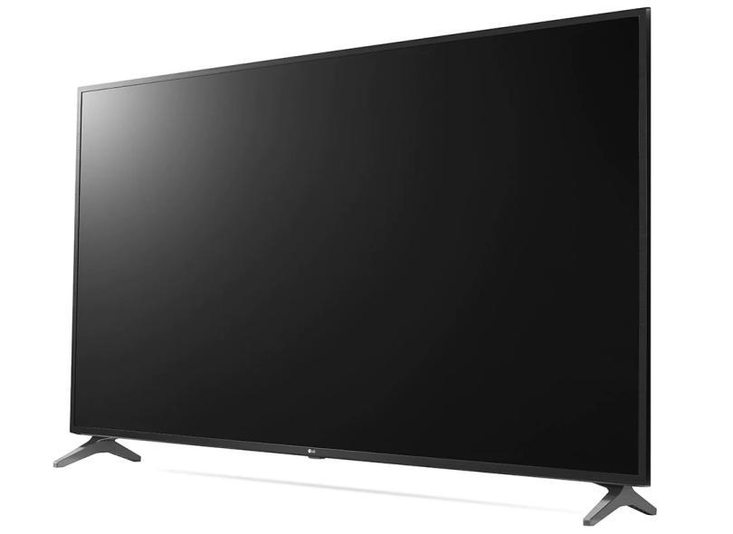 "Smart TV TV LED 70 "" LG ThinQ AI 4K HDR 70UN7310PSC 3 HDMI"