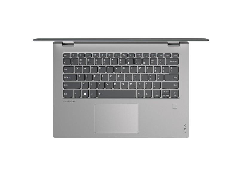 """Notebook Conversível Lenovo Yoga 500 Intel Core i5 7200U 4 GB de RAM 1024 GB 14 """" Touchscreen Windows 10 Yoga 520"""