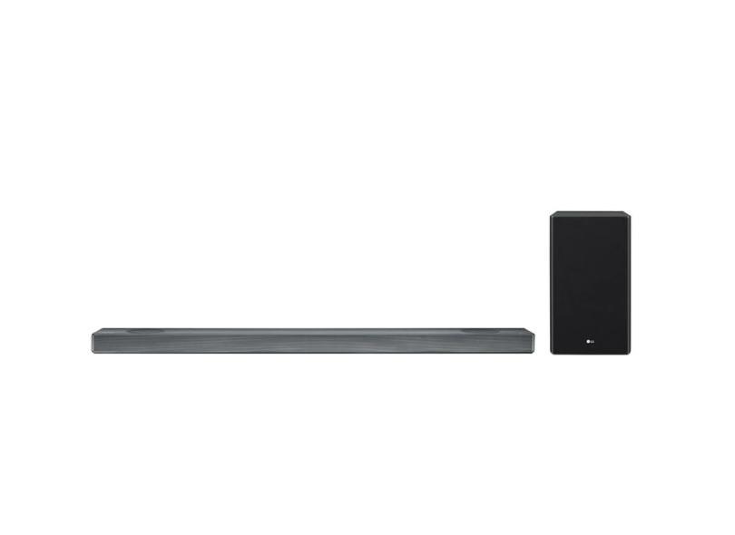 Home Theater Soundbar LG 500 W 4.1 Canais 1 HDMI SL9YG