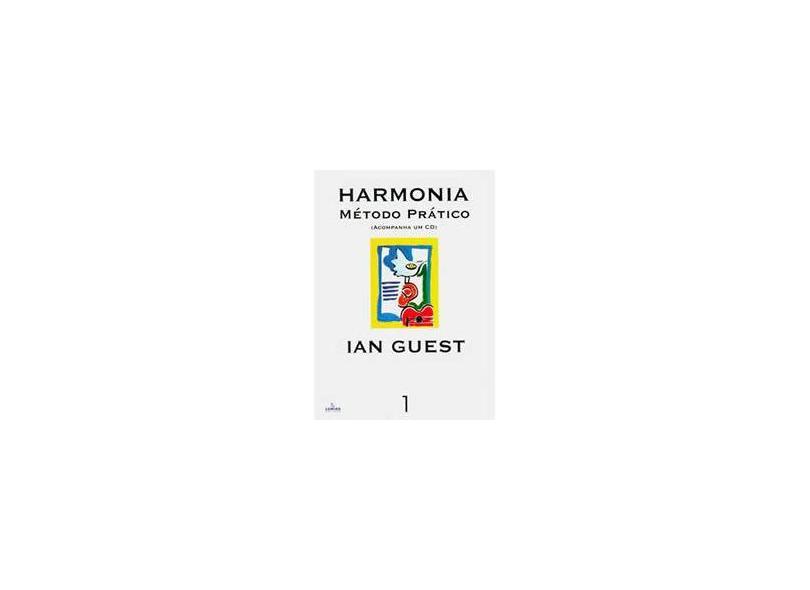 Harmonia. Metodo Pratico - Volume 1 (+ CD) - Capa Comum - 9788574072951