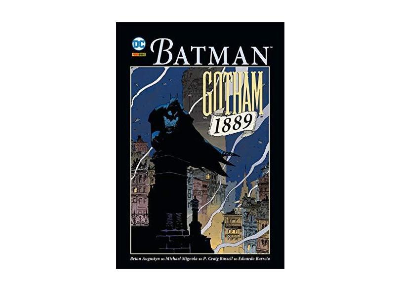 Batman - Gotham 1889 - Augustyn, Brian - 9788542609790