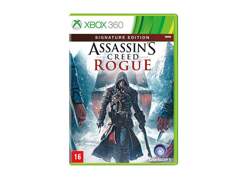 Jogo Assassin's Creed Rogue Xbox 360 Ubisoft