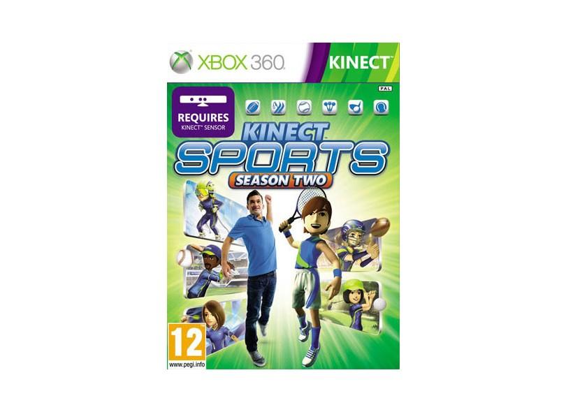 Jogo Kinect Sports 2 Microsoft Xbox 360