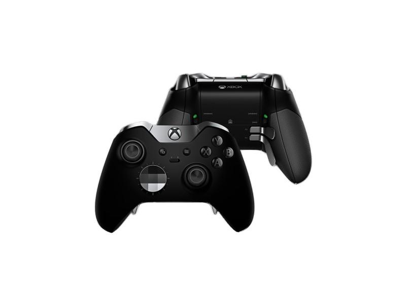 Controle Xbox One sem Fio Elite - Microsoft