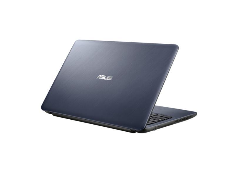 """Notebook Asus VivoBook Intel Core i3 6100U 6ª Geração 4.0 GB de RAM 256.0 GB 15.6 """" Windows 10 X543UA-GQ3157T"""