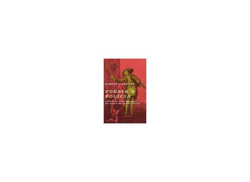Poesia e Polícia - Jo Baker - 9788535924114