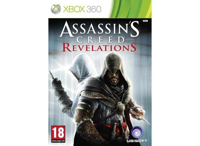 Jogo Assassin's Creed Revelations Ubisoft Xbox 360