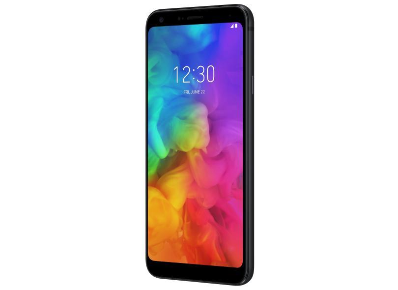 Smartphone LG Q7 Plus 64GB 16,0 MP Android 8.0 (Oreo) 3G 4G Wi-Fi
