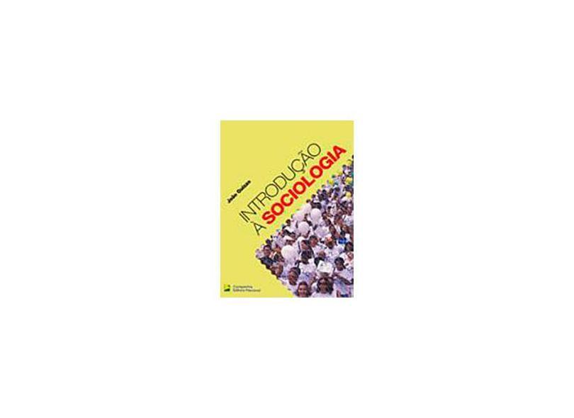 Introdução à Sociologia - Joao Guizzo - 9788504015553