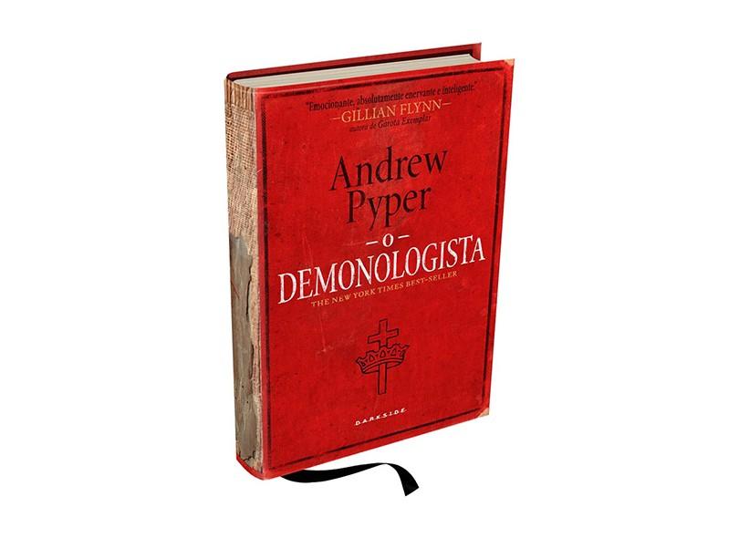 O Demonologista - Pyper, Andrew - 9788566636406