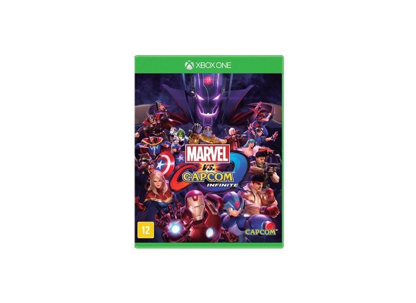 Jogo Marvel vs. Capcom Infinite Xbox One Capcom