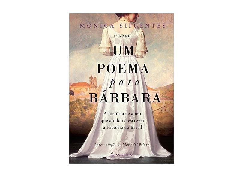 Um Poema Para Bárbara - Sifuentes, Mônica - 9788582352373