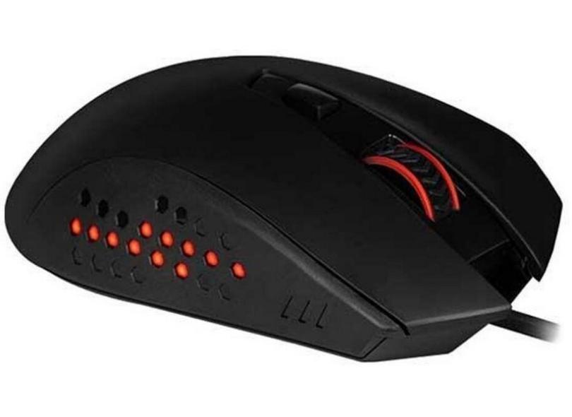 Mouse Gamer Óptico Gamer USB Gainer M610 - Redragon
