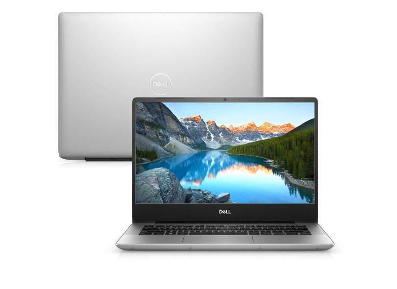 "Notebook Dell Inspiron 5000 Intel Core i7 8565U 8ª Geração 8 GB de RAM 256.0 GB 14 "" Full GeForce MX150 Windows 10 i14-5480-A30"