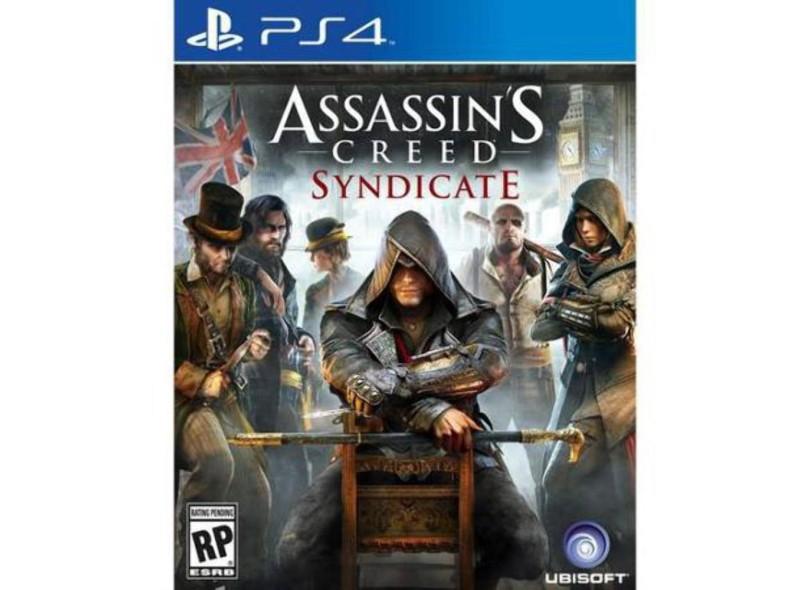Jogo Assassin's Creed PS4 Ubisoft