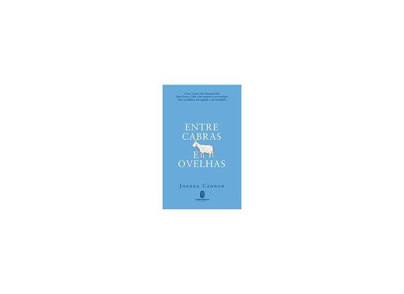 Entre Cabras e Ovelhas - Cannon, Joanna - 9788592795009