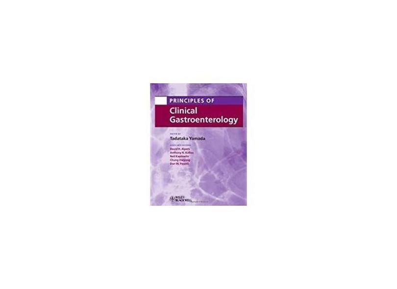 PRINCIPLES OF CLINICAL GASTROENTEROLOGY - Yamada - 9781405169103