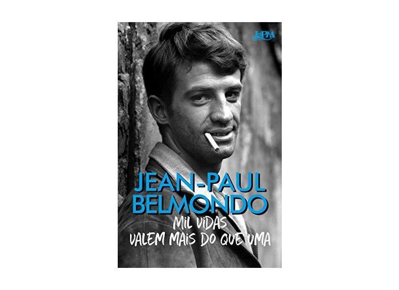 Mil Vidas Valem Mais do que Uma. Convencional - Jean-paul Belmondo - 9788525437914