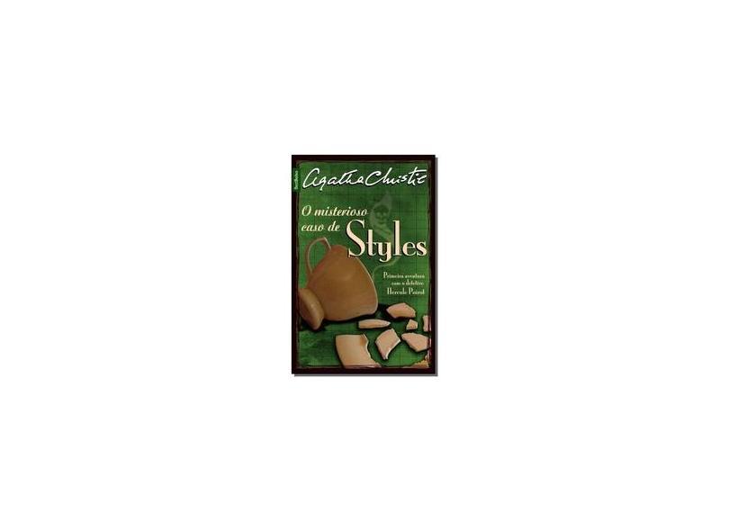 O Misterioso Caso de Styles - Christie, Agatha - 9788577990696