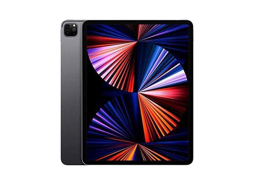 """Tablet Apple iPad Pro 5ª Geração Apple M1 4G 1024.0 GB Liquid Retina 12.9 """" iPadOS"""