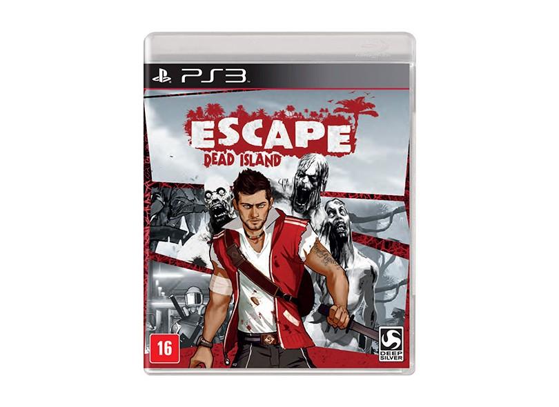 Jogo Escape Dead Island PlayStation 3 Deep Silver